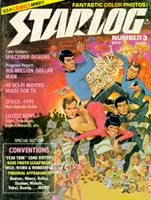 Starlog 3 cover
