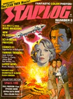 Starlog 2 cover