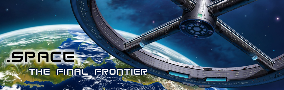 .SPCE Top Level Domain - the Final Frontier